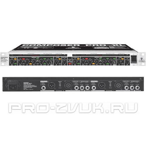BEHRINGER MDX2600 - Компрессор 2-канальный