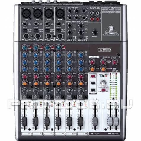 BEHRINGER XENYX 1204USB - Микшерный пульт