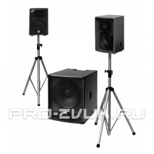 KL acoustics Magic Set 1000 - звукоусилительный комплект