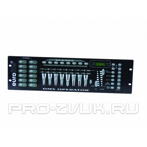 EUROLITE DMX Operator - DMX контроллер