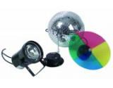 EUROLITE Mirror Ball 30 cm SET - Зеркальный шар