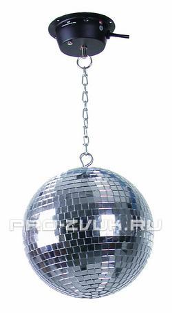 EUROLITE Mirror Ball 40 cm - зеркальный шар с двигателем