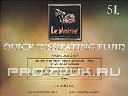 LE MAITRE QUICK DISSIPATING FLUID 5L