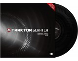 Native Instruments Traktor Scratch Pro Control Vinyl Black Mk2