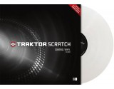 Native Instruments Traktor Scratch Pro Control Vinyl Clear MkII