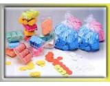 SFAT Confetti HEART 55 mm -10 kg