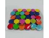 SFAT Confetti ROUND 55 mm WHITE -1 kg