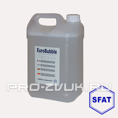 SFAT EUROBUBLE  - READY TO USE, CAN 5L